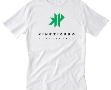 KineticPro White Shirt