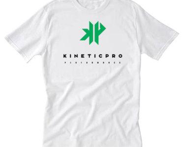 KineticPro White Shirt